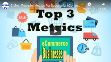Metrics For Successful eCommerce Businesses
